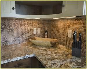 kitchen cabinet backsplash ideas small mosaic tile backsplash home design ideas