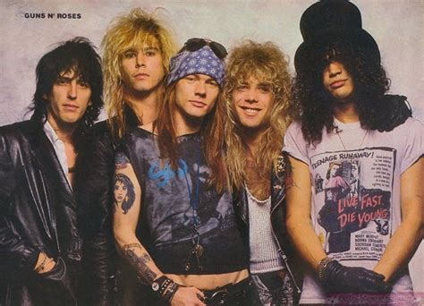 My Collections Guns N' Roses