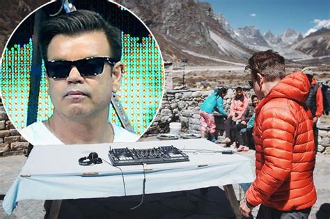 Scaling New Heights! Dj Paul Oakenfold To Play Everest In