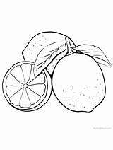 Lime Coloring Lemon Printable Fruits Gaddynippercrayons Fruit Limes Sheets Worksheetpedia sketch template