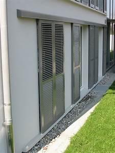 Volets En Aluminium : volets coulissants persienn s en aluminium alu vigouroux ~ Melissatoandfro.com Idées de Décoration