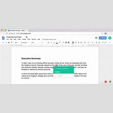 Grammarly Is Here To Improve Your Writing In Google Docs Grammarly