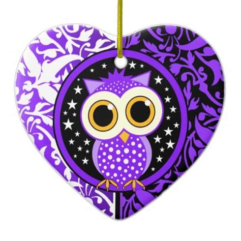 Animated Owl Wallpaper - purple owl wallpaper
