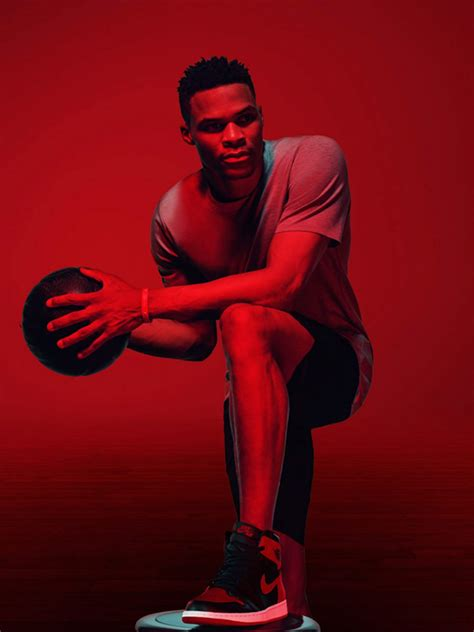 Air Jordan Xxxi W Russell Westbrook On Behance