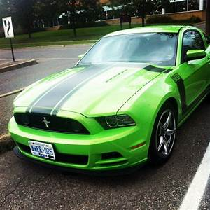 Lime green ford mustang | Ford mustang, Mustang, Ford