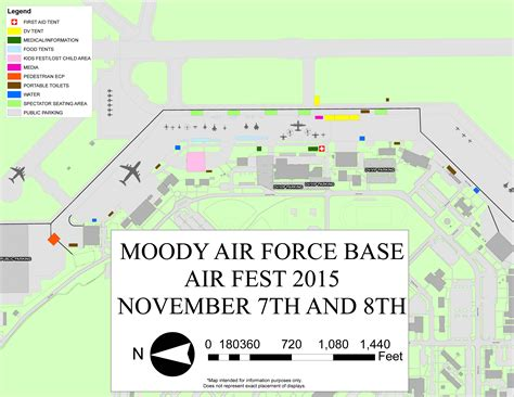 moody open house map