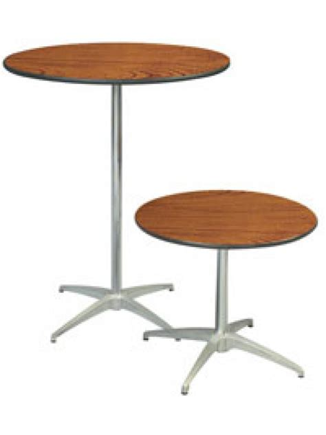 cocktail tables for rent round cocktail table rental tall