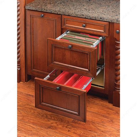 kitchen cabinet systems door mounted filing system richelieu hardware 2801