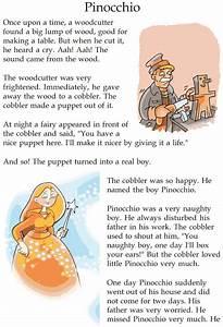 Grade 2 Reading Lesson 9 Fairy Tales Pinocchio 1