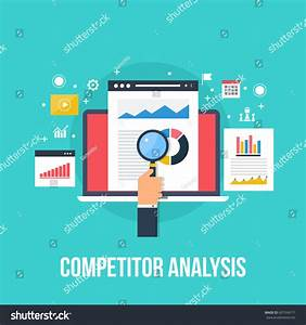 Competitor Data Analysis Market Research Strategy Stock ...