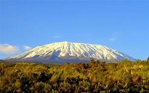 Mount Kilimanjaro Wallpaper, Natural Mount Kilimanjaro ...