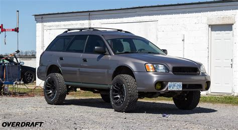 subaru outback lift kit subaru 2 quot lift kit fdf race shop inc