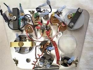Photos Of Instrument Panels   Tr2  U0026 Tr3 Forum   Triumph