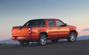 Diagram 2006 Chevy Avalanche Bed