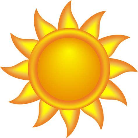 Sun Clipart Sun Clipart Decorative Sun Clip Vector Clip