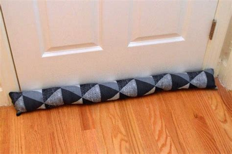 How To Make A Door Draft Stopper 21 Best Door Draft Stoppers Images On Draft