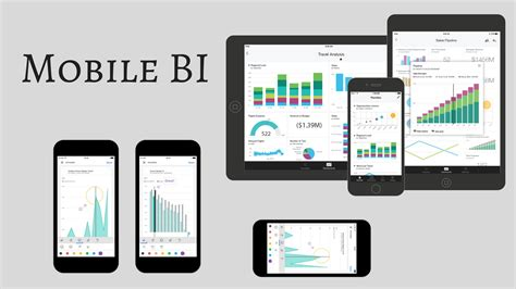 business intelligence mobile of business intelligence mobile app development in