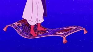 Disney aladdin gifs wifflegif for Aladdin carpet animation