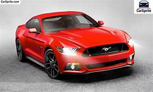 Ford Mustang 2017 prices and specifications in UAE | Car Sprite