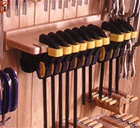 images  workshop clamp storage  pinterest