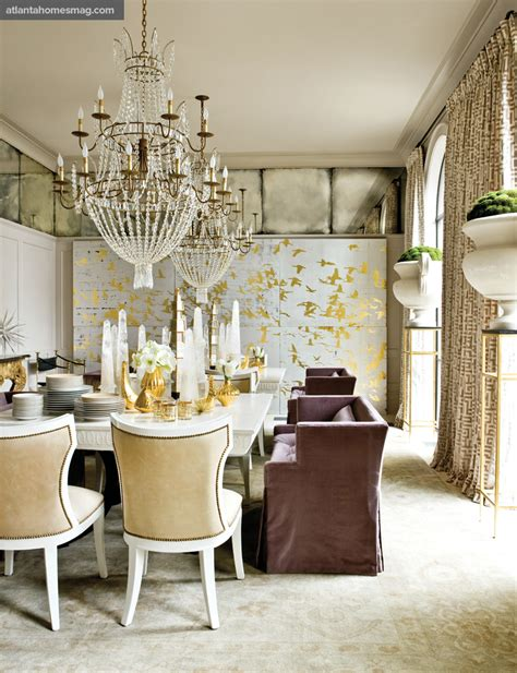 Wonderful Walls Atlanta Symphony Showhouse by Mix And Chic Decorators Show House Gardens 2011