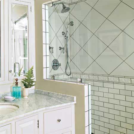 subway tile wainscoting bathroom 146 best bathroom ideas images on pinterest bathroom restroom decoration and small shower room
