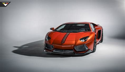 lamborghini aventador  lp   vorsteiner top speed