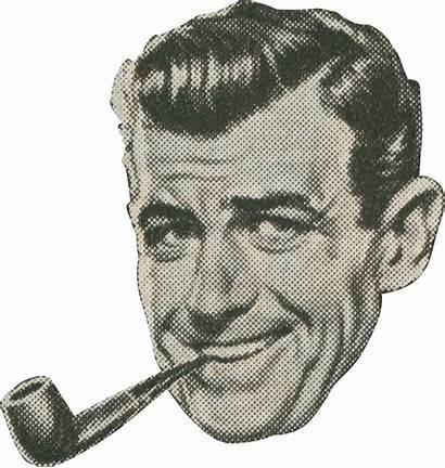 Pipes Pipe Smoking Ads Kaywoodie 50s Retro
