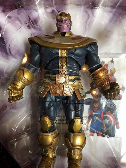 Thanos Marvel Select Figure Disney Exclusive Modern
