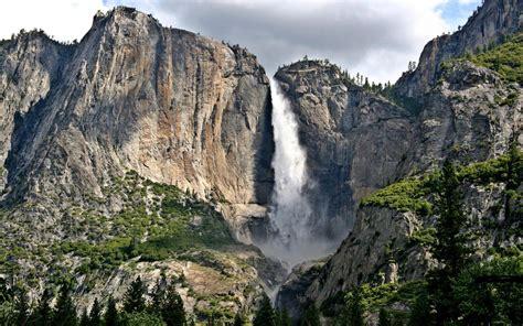 Yosemite Wallpapers Cool Falls Nature
