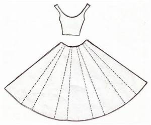 The Dress Template