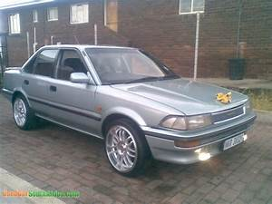 1990 Toyota Corolla 1 6GLI TWINCAM used car for sale in