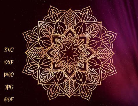 mandala svg files  cricut zentangle svg pochoir circle
