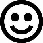 Sad Face Icon Happy Smile Smiley Emoticon