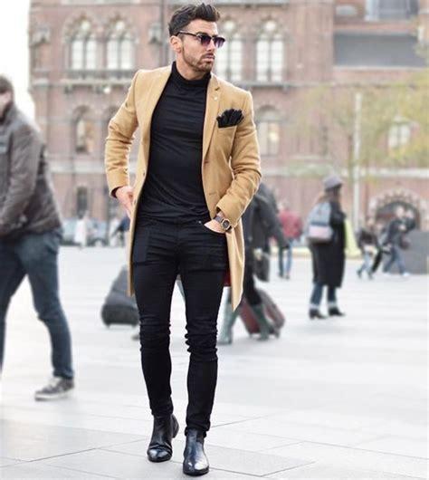 Best Images About Camel Coats Men Pinterest