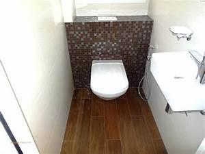 Toilettes Sèches Leroy Merlin : carrelage toilettes poser mural pour mural photo suspen ~ Melissatoandfro.com Idées de Décoration