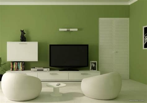 Wohnzimmerwand Streichen Ideen by 50 Beautiful Wall Painting Ideas And Designs For Living
