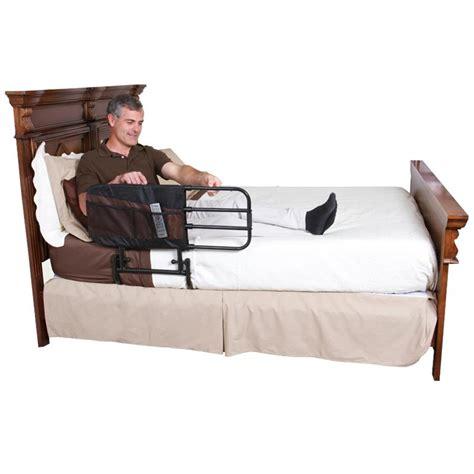 Stander Ez Adjust Bed Rail by Standers Ez Adjustable Bed Rail Side Rail Protection