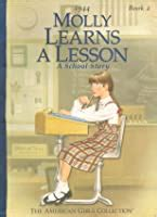 molly learns  lesson  school story  valerie tripp