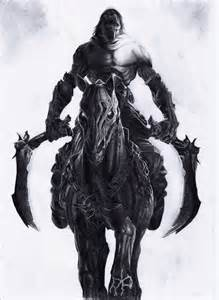 Darksiders 2 Death