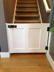 best 25 baby gates ideas on pinterest diy gate baby With dog door steps