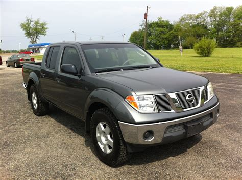 2005 Nissan Frontier Crew Cab by 2005 Nissan Frontier Exterior Pictures Cargurus