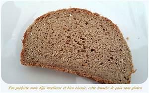 Farine De Lin Recette : pain sans gluten et sans gommes bien moelleux makanaimakanai ~ Medecine-chirurgie-esthetiques.com Avis de Voitures