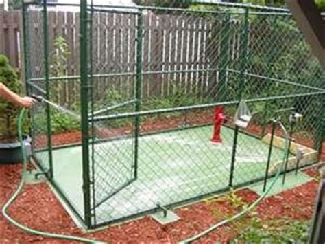 outdoor kennel flooring ideas another outdoor kennel play yard ideas
