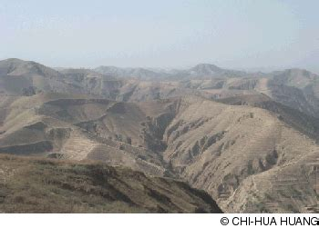 chinas loess plateau
