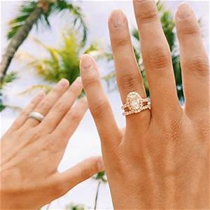 wedding ring finger why do we wear it on the left hand With wedding rings on both hands