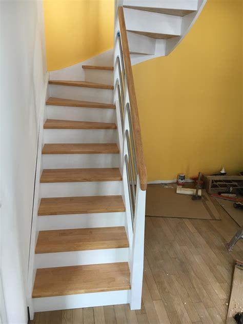 vertbaudet cuisine bois escalier bois peint blanc 28 images escalier bois et