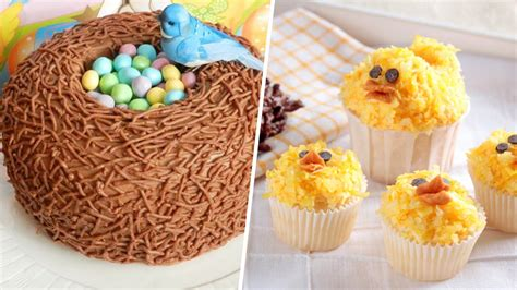 easter baking ideas easter desserts carrot cake banana bread strawberry shortcake today com