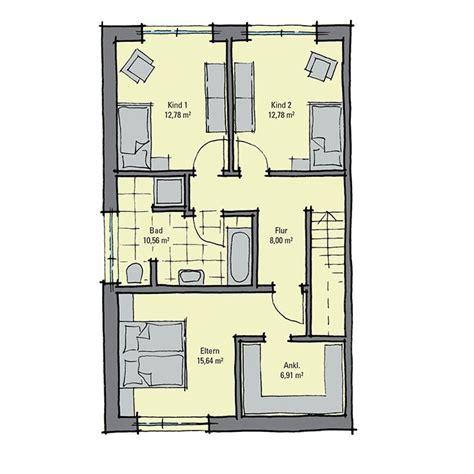 Schmales Haus Grundriss by Pin Heiko Liebscher Auf Dhh Doppelhaus Grundriss