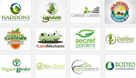 5 logo tips to make your gardening landscaping company